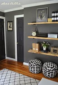 25 best ideas about grey walls living room on pinterest With best brand of paint for kitchen cabinets with purple and grey wall art