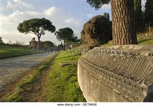 Appian Way Rome-Italy