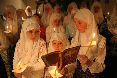 womens headcoverings christian girls russian orthodox  girls wear