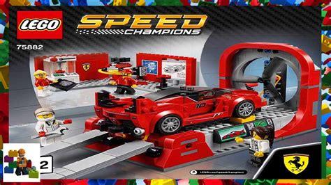 Lego 75882 ferrari development subscribe: LEGO instructions - Speed Champions - 75882 - Ferrari FXX ...