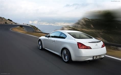 Infiniti G37s Coupe Widescreen Exotic Car Picture 13 Of