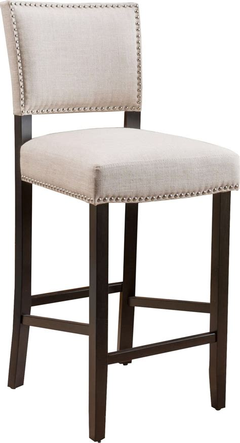 Stools Design Outstanding Bar Stools With Cushion Seat