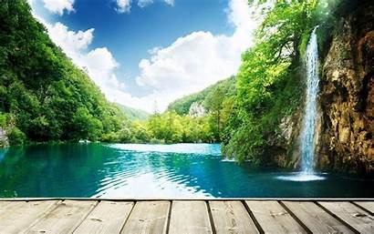 Waterfall Wallpapers Waterfalls Background Desktop Backgrounds Near