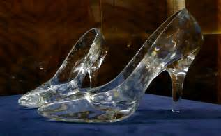 Cinderella Glass Slipper Shoes