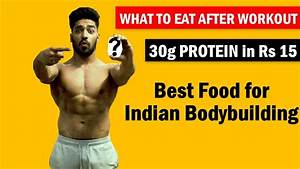 What To Eat After Workout  Fat Loss  U0026 Muscle Gain