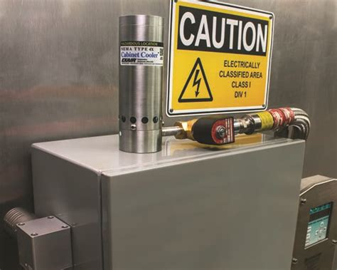 Exair Cabinet Cooler by Hazardous Location Cabinet Cooler System 2019 05 26