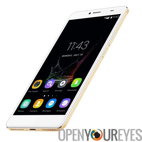 smartphone android 6 bluboo max smartphone 6 inch screen android 6 0 octa cpu 3gb ram hotknot 13mp