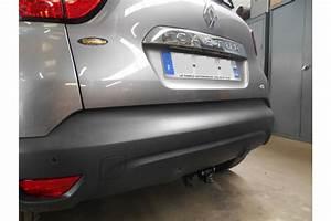 Attelage Remorque Renault : attelage d montable sans outils siarr pour renault captur latour remorques ~ Gottalentnigeria.com Avis de Voitures