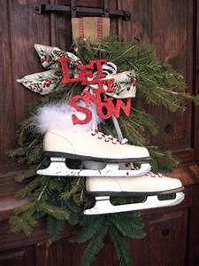 Vintage, Style, For, Outdoor, Christmas, Decorations, U2013, Homesfeed