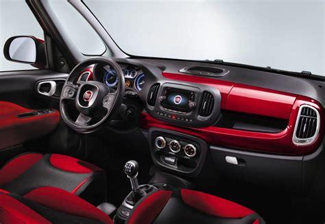 Interni 500l - fiat 500l design e interni svelati da roberto giolito
