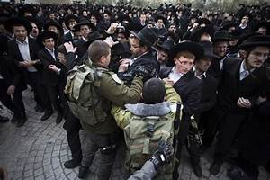 Haredi Soldier Pelted With Rocks By Ultra-Orthodox Yeshiva ...
