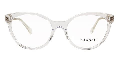 Ve3237 Clear Eyeglasses– Designer Eyes