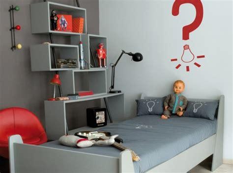 chambre et gris ado modele chambre ado gris