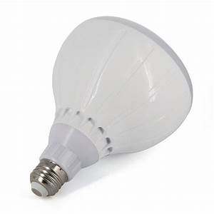 Dimmable br led bulb w replaces incandescent