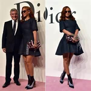 Secret Garden Event Center by Rihanna At Dior Tokyo Fall 2015 Show Haus Of Rihanna