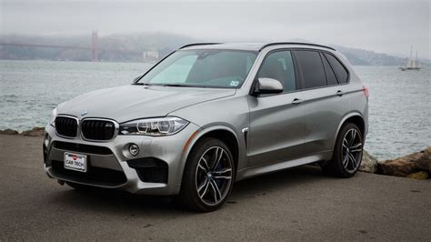2015 Bmw X5 M Review Engineering Triumphs Over Physics