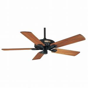 Hunter in outdoor solid teak original ceiling fans