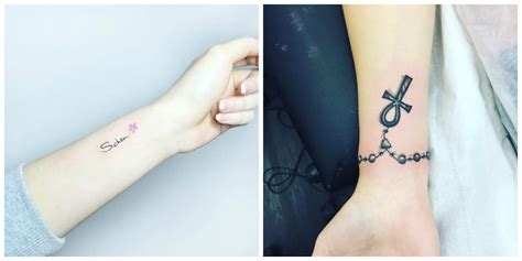 Tatuajes Pequenos Para Mujer En La Muneca A Color Tatuajes