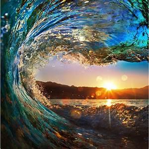 beibehang High quality photo wallpaper ocean waves ocean ...