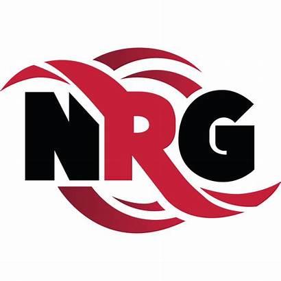 Gaming Logos Nrg Esports Gamer Team Square