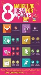 Marketing & Promotion Ideas for Women's Day