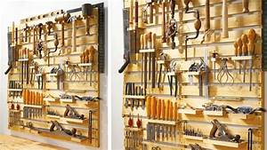 23 idees a adopter pour ranger vos outils de bricolage With meuble etagere avec porte 14 abri de jardin meuble range outils en bois de sapin