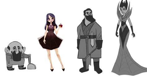 character design understand shape language beginner