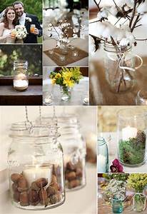 mason jar ideas for weddings weddings by lilly With ideas for decorating mason jars for wedding