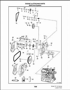 Bobcat 773 Fuel Tank Parts Diagram  U2022 Downloaddescargar Com