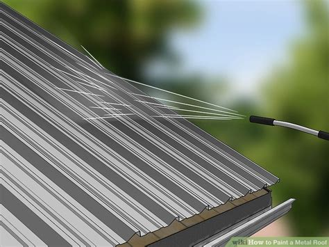 How To Paint A Metal Roof (with Pictures) Vinyl Mattress Covers What Is The Best To Sleep On Cooling Pad Walmart Buying A New Guide Anti Allergen Cover Protective Bed Bath And Beyond Bag Cheap Sets