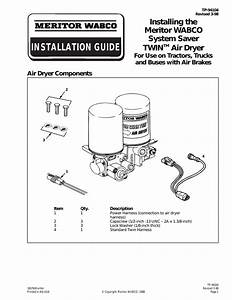 System Saver Twin Installation Instructions