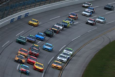 nascar cup series  full time driver lineup set
