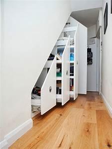 Aménagement Sous Escalier : am nagement placard sous escalier je vous le recommande pour votre duplex ~ Preciouscoupons.com Idées de Décoration