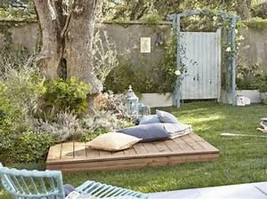 Décoration Jardin Pas Cher : 40 parfait pinterest deco exterieur pour 2019 ~ Carolinahurricanesstore.com Idées de Décoration