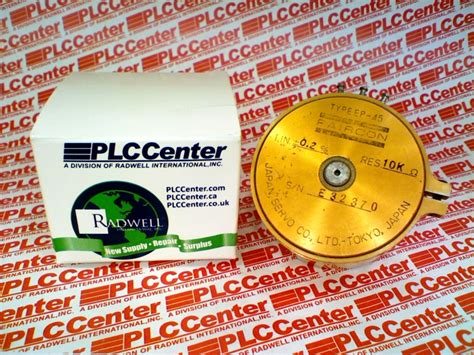 EP45 by JAPAN SERVO CO LTD - Buy or Repair at Radwell ...