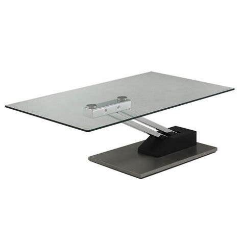 canapes conforama convertibles tables relevables meubles et rangements table basse