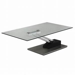 Table De Salon Modulable : table basse modulable en verre mobilier sur enperdresonlapin ~ Teatrodelosmanantiales.com Idées de Décoration