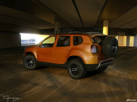Renault Duster Modification by Renault Duster 5 Great Modification Ideas