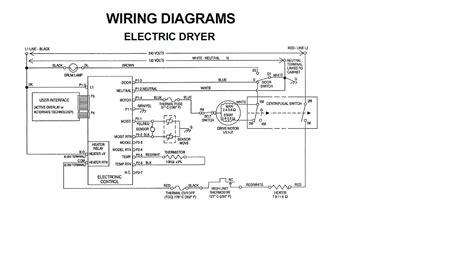 whirlpool front loader dryer gewpw      red  black wires