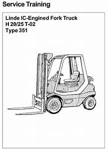 Linde Manual  U2013 Page 2  U2013 Best Repair Manual Download