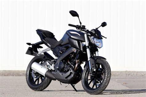 125ccm motorrad yamaha yamaha mt 125 abs im fahrbericht 125er 125 motorrad