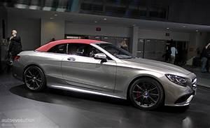 Mercedes Cabriolet Amg : mercedes amg s63 cabriolet edition 130 sexifies the 2016 detroit auto show autoevolution ~ Maxctalentgroup.com Avis de Voitures