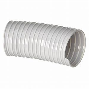"Flexible Plastic Hose - 4"" dia Hoses & Pipes - Carbatec"