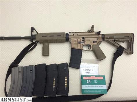 Colt Le6920 Mp-fde Anodized