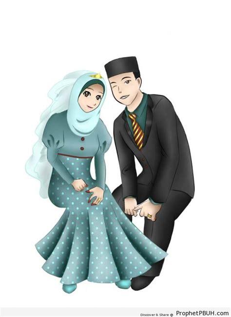 anime muslim wisuda muslim couples holidays oo