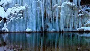 Ice, Falls, Desktop, Background, Wallpaper, 86533, 2560x1600