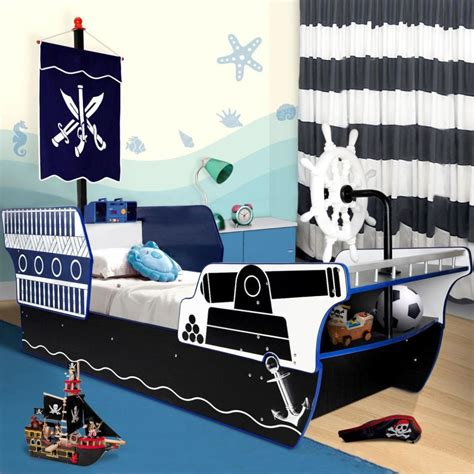 Tikes Pirate Ship Toddler Bed by Pirate Ship Toddler Bed Furniture Ideas
