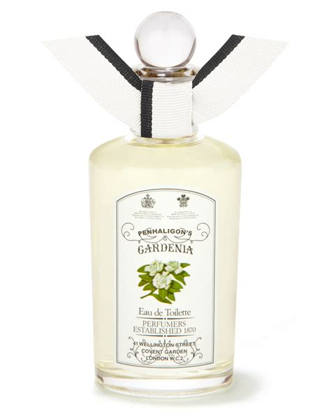 gardenia eau de toilette luxury fragrance penhaligon s