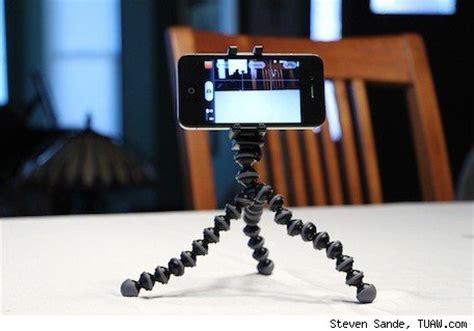 gorillapod iphone photojojo s telephoto lens for iphone 5 and joby griptight