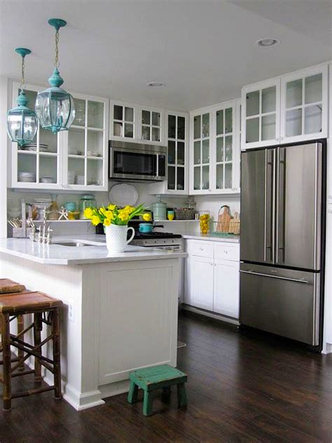 Excellent Ideas For The Small Kitchen  Adorable Home